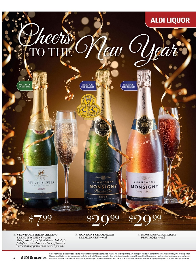 Aldi Catalogue Clearance Products Page 20