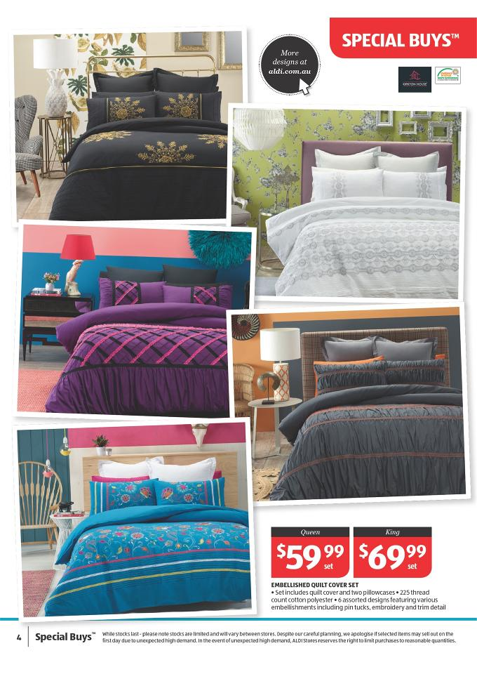 Aldi Catalogue Living Room Furniture September 2014 Page 4