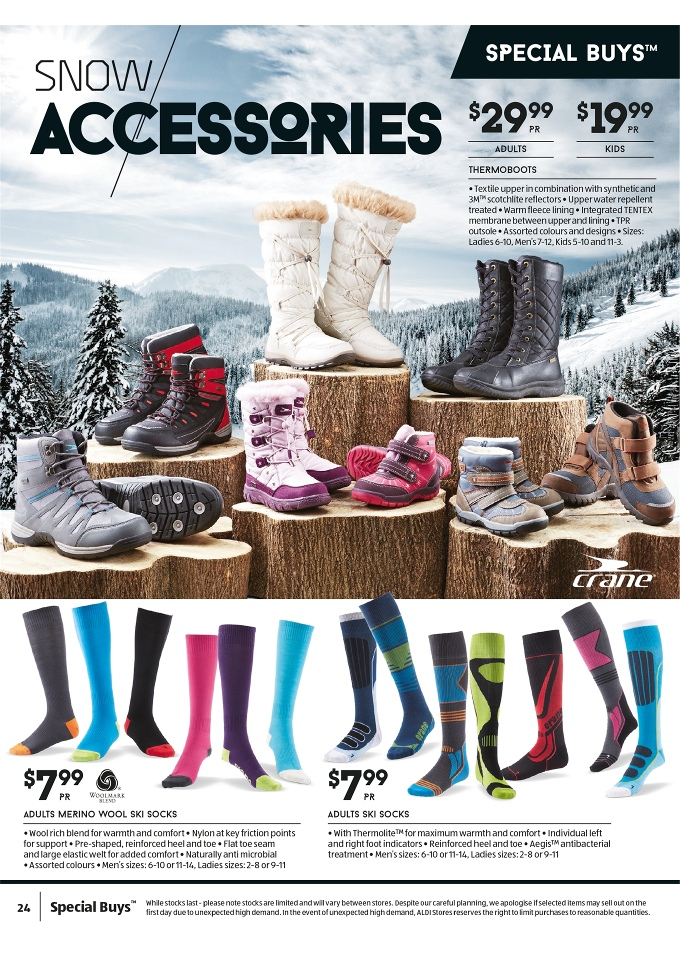 aldi catalogue winter clothing review of products page 24. Black Bedroom Furniture Sets. Home Design Ideas