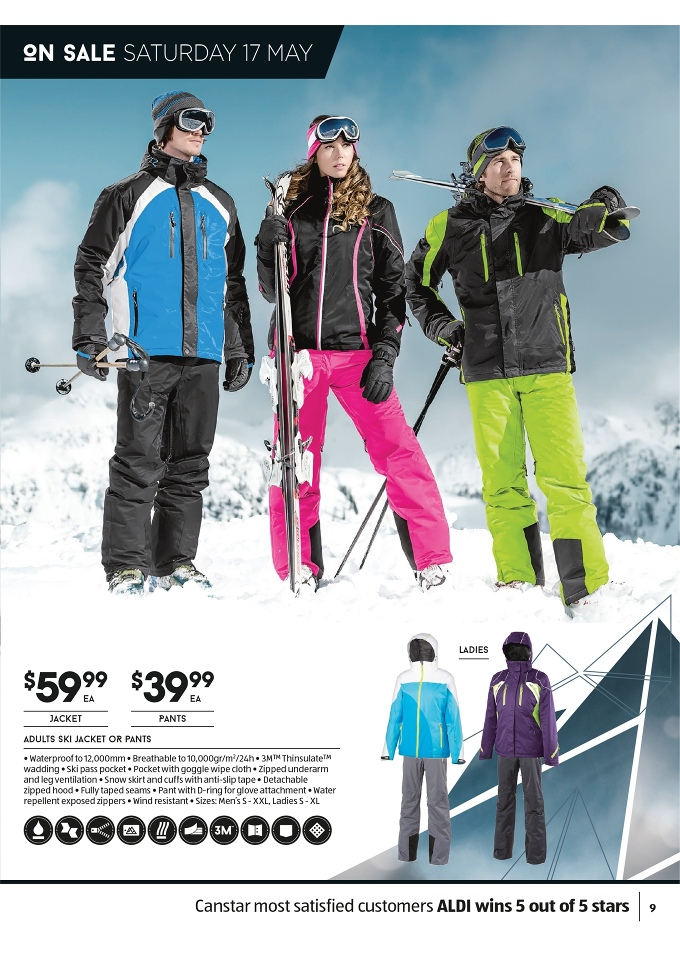 36a369a4c ALDI Catalogue Winter Clothing Review of Products Page 9