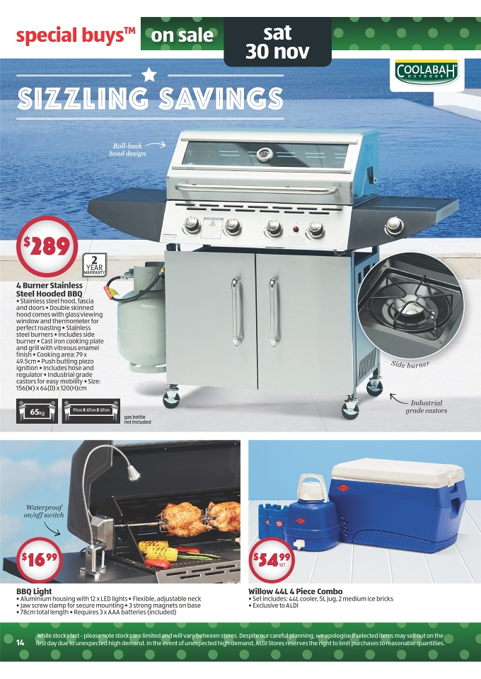 Aldi Christmas 2013 Products Online Catalogue Page 14