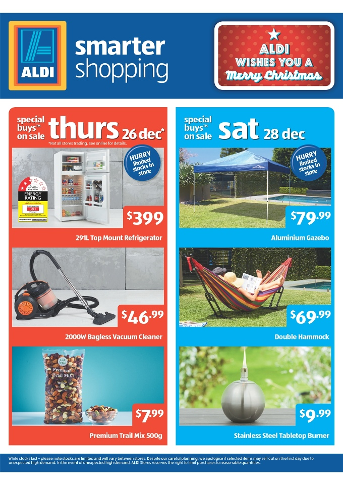 aldi christmas catalogue outdoor products and gifts  rh   discountstoresau
