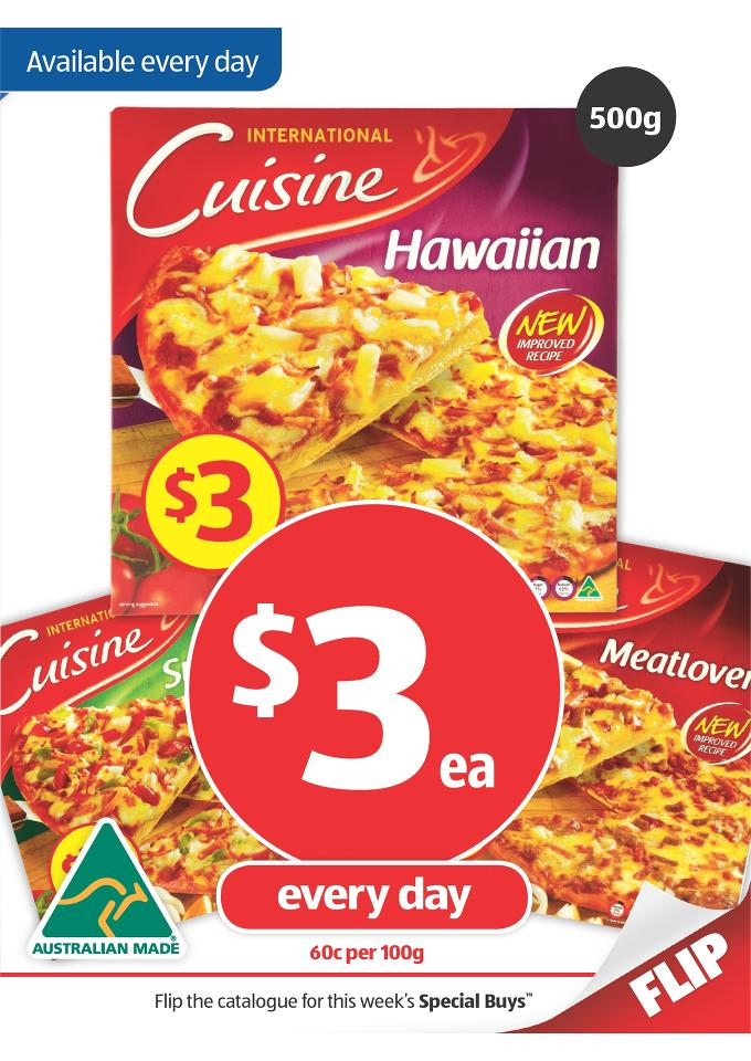 Aldi special buys christmas baking september page 21 for Aldi international cuisine