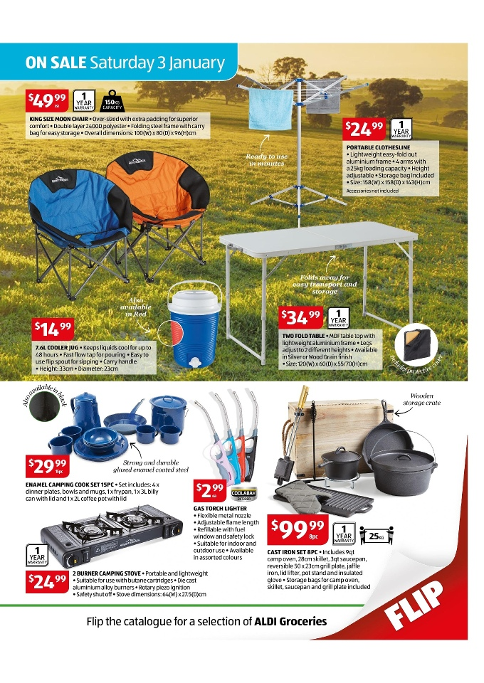 Aldi Special Buys January 2015 Page 15