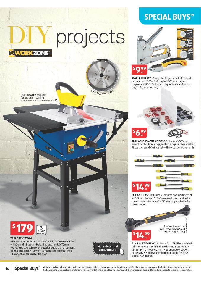 Aldi Special Buys Of Electronics September 2014 Page 14