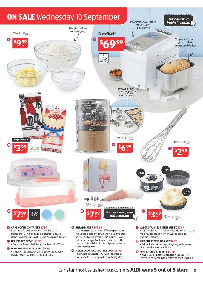 Aldi Special Buys Of Electronics September 2014 Page 3
