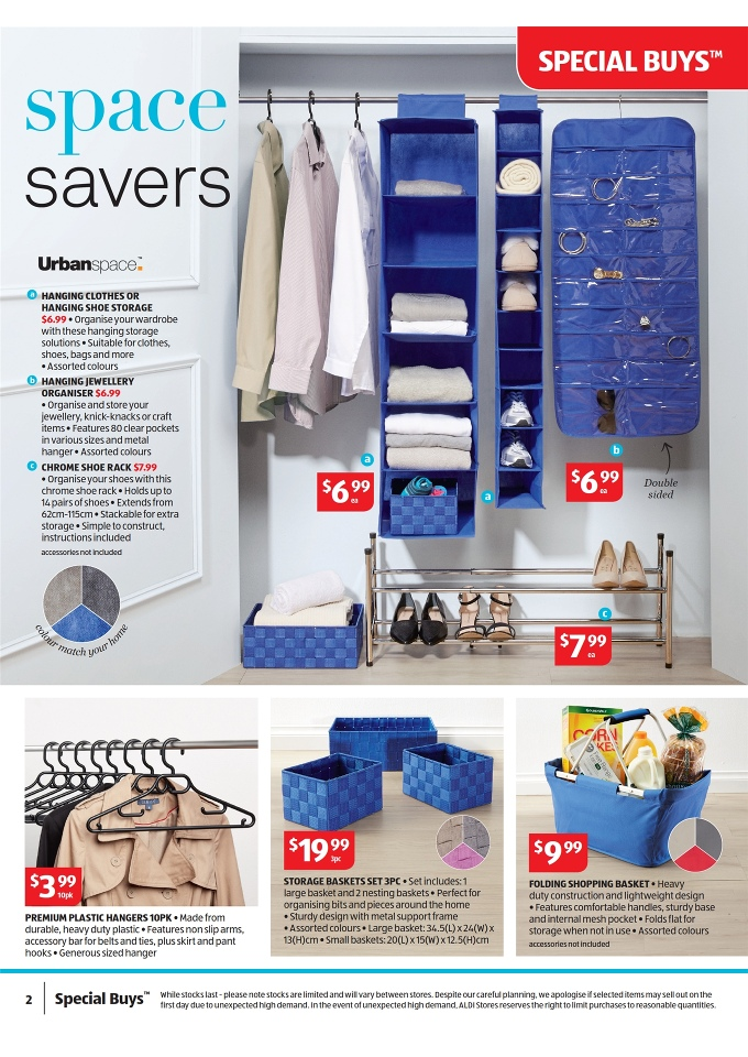 Aldi Special Buys Of Home Products May 2014 Page 2