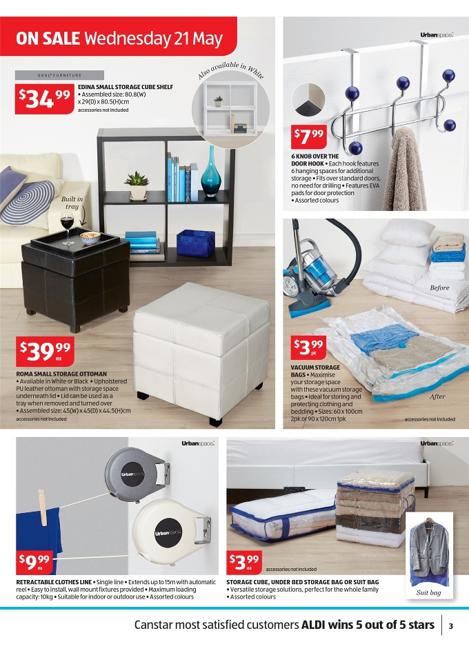 Aldi Special Buys Of Home Products May 2014 Page 3