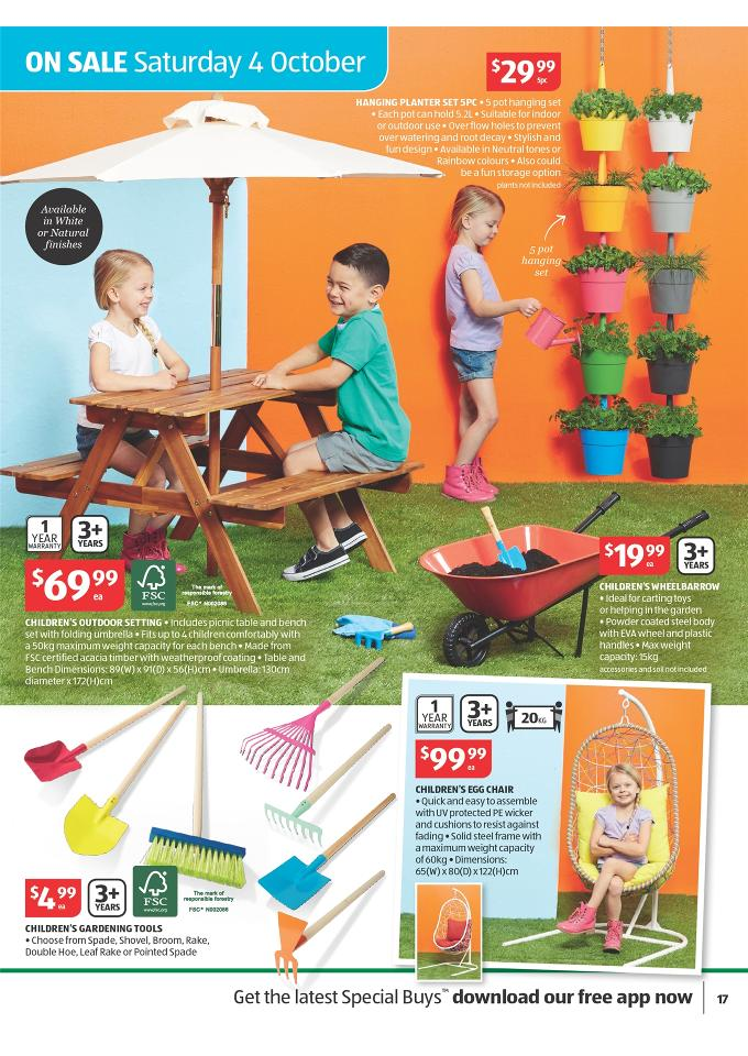Aldi Garden Furniture 2014 Interior Design