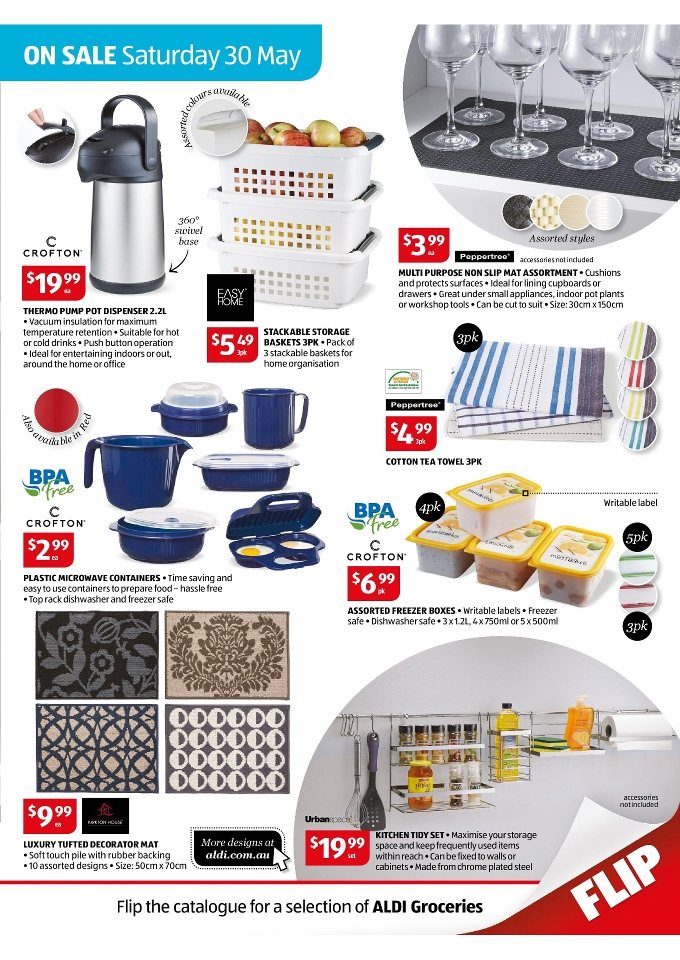Aldi Special Buys Week 22 Home Sale May 2015 Page 15
