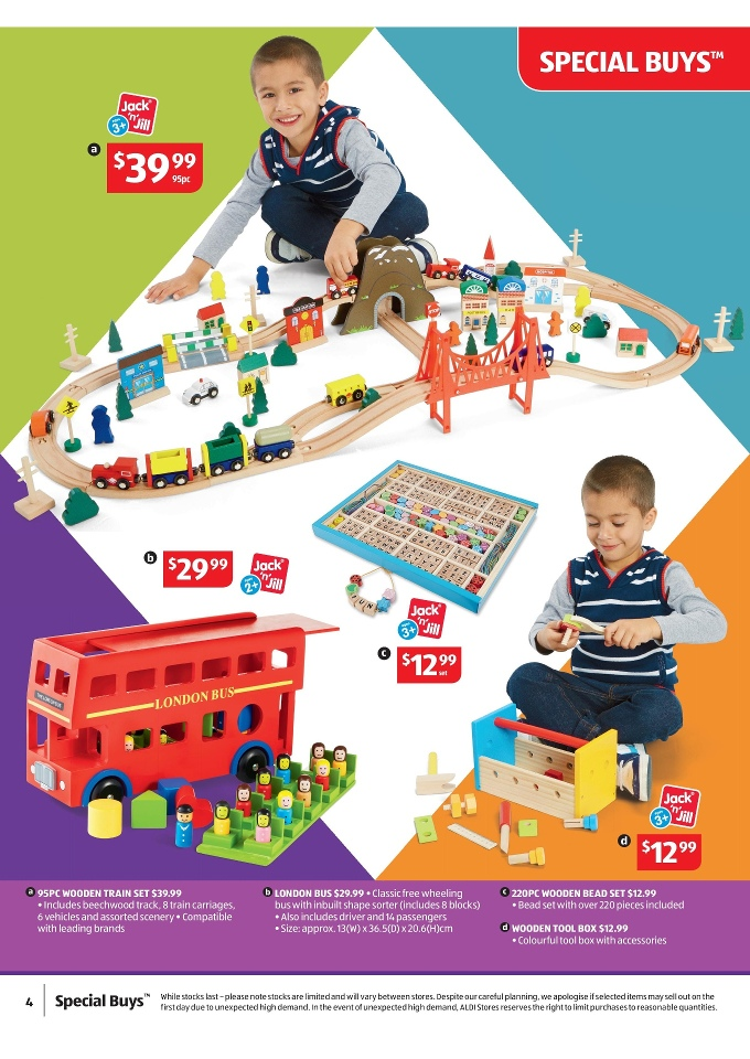 aldi special buys week 25 toy sale and clothing 2015 page 4. Black Bedroom Furniture Sets. Home Design Ideas