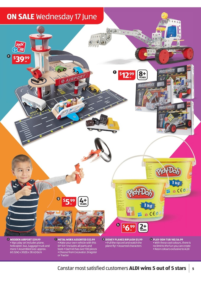 aldi special buys week 25 toy sale and clothing 2015 page 5. Black Bedroom Furniture Sets. Home Design Ideas