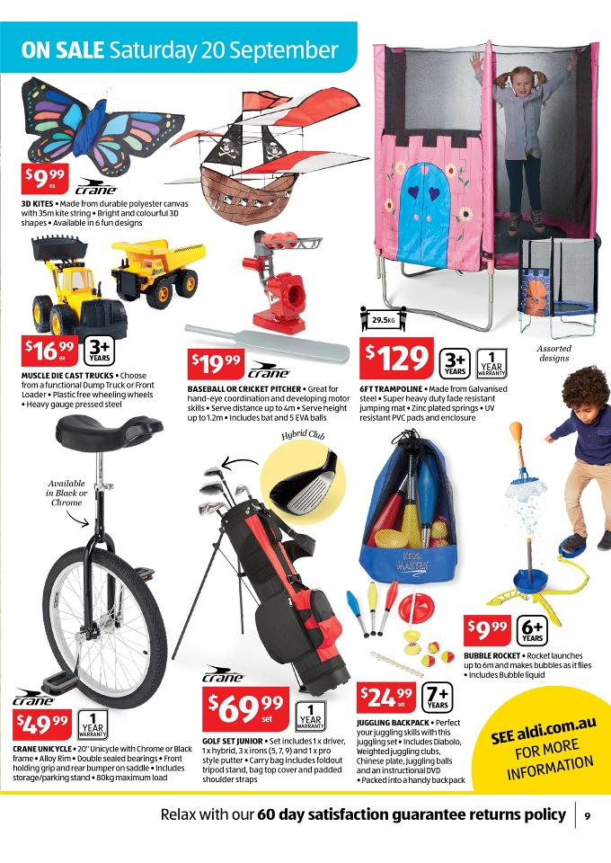 7208dc33a7f Aldi Special Work Out Offers Catalogue September Page 9