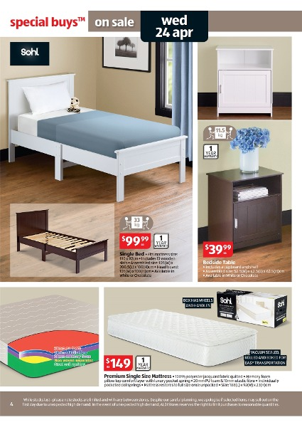 Aldi Catalogue Special Buys Week 17 2013 Page 4