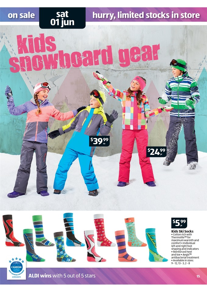 b65ba388d ALDI Catalogue - Special Buys Week 22 2013 Page 15