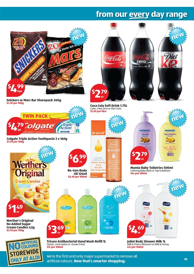 Aldi Catalogue Special Buys Week 32 2013 Page 19