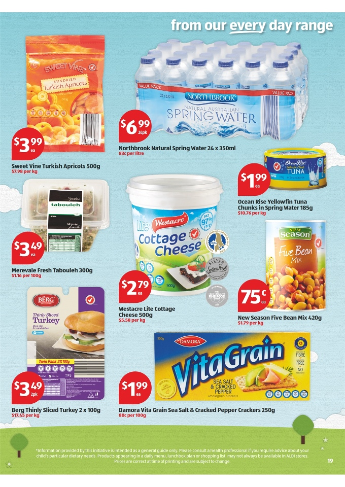 ALDI Catalogue - Special Buys Week 35 2013 Page 19