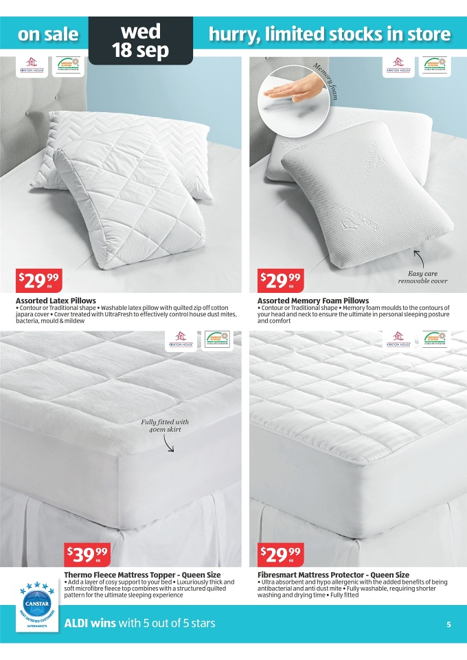 Aldi Catalogue Special Buys Week 38 2013 Page 5