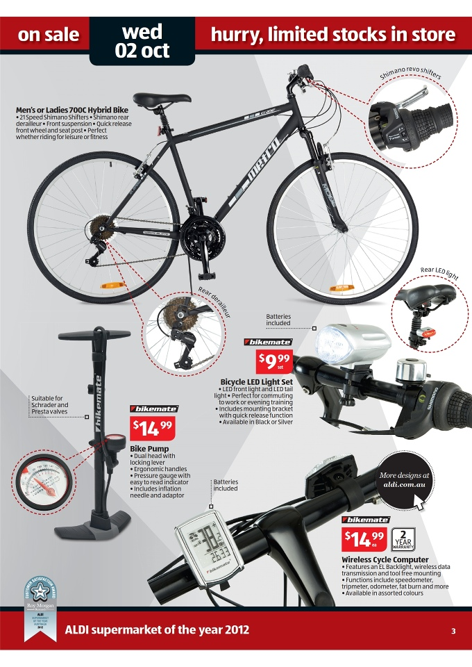 1802d391f2e ALDI Catalogue - Special Buys Week 40 2013 bikemate bicycle led light set, bikemate  bike