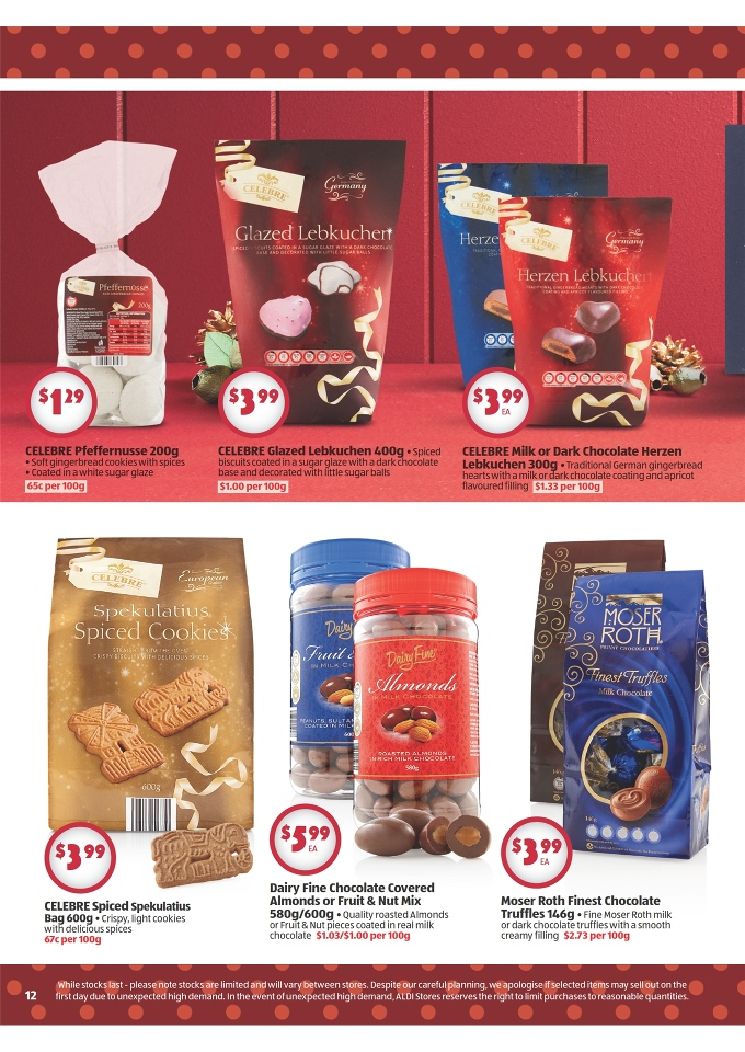 Aldi Catalogue Special Buys Week 41 2013 Page 12