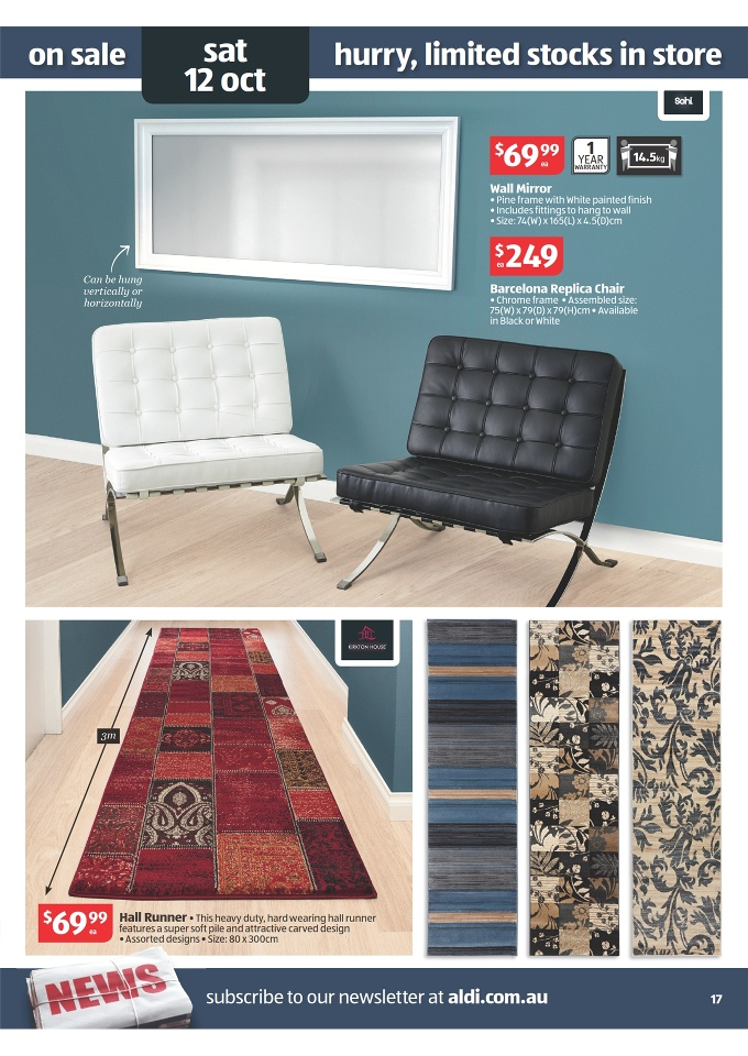 Aldi Catalogue Special Buys Week 41 2013 Page 17