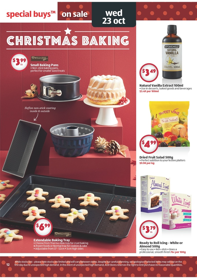 Aldi Catalogue Special Buys Week 43 2013 Page 12