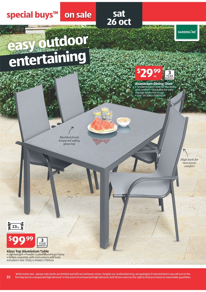 Aldi Catalogue Special Buys Week Page