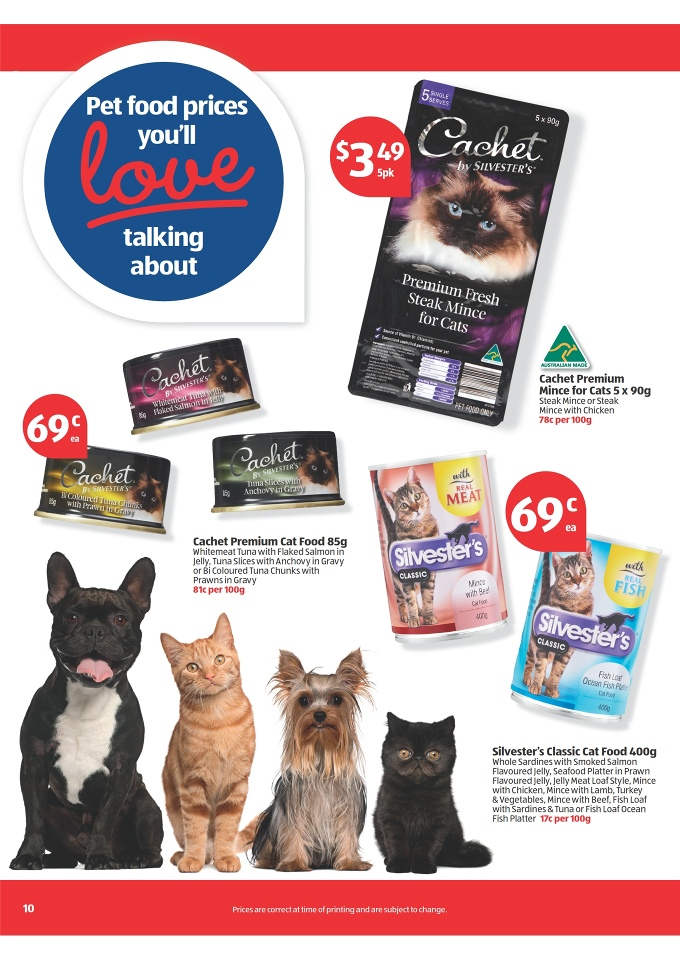 Aldi Catalogue Special Buys Week 44 2013 Page 10