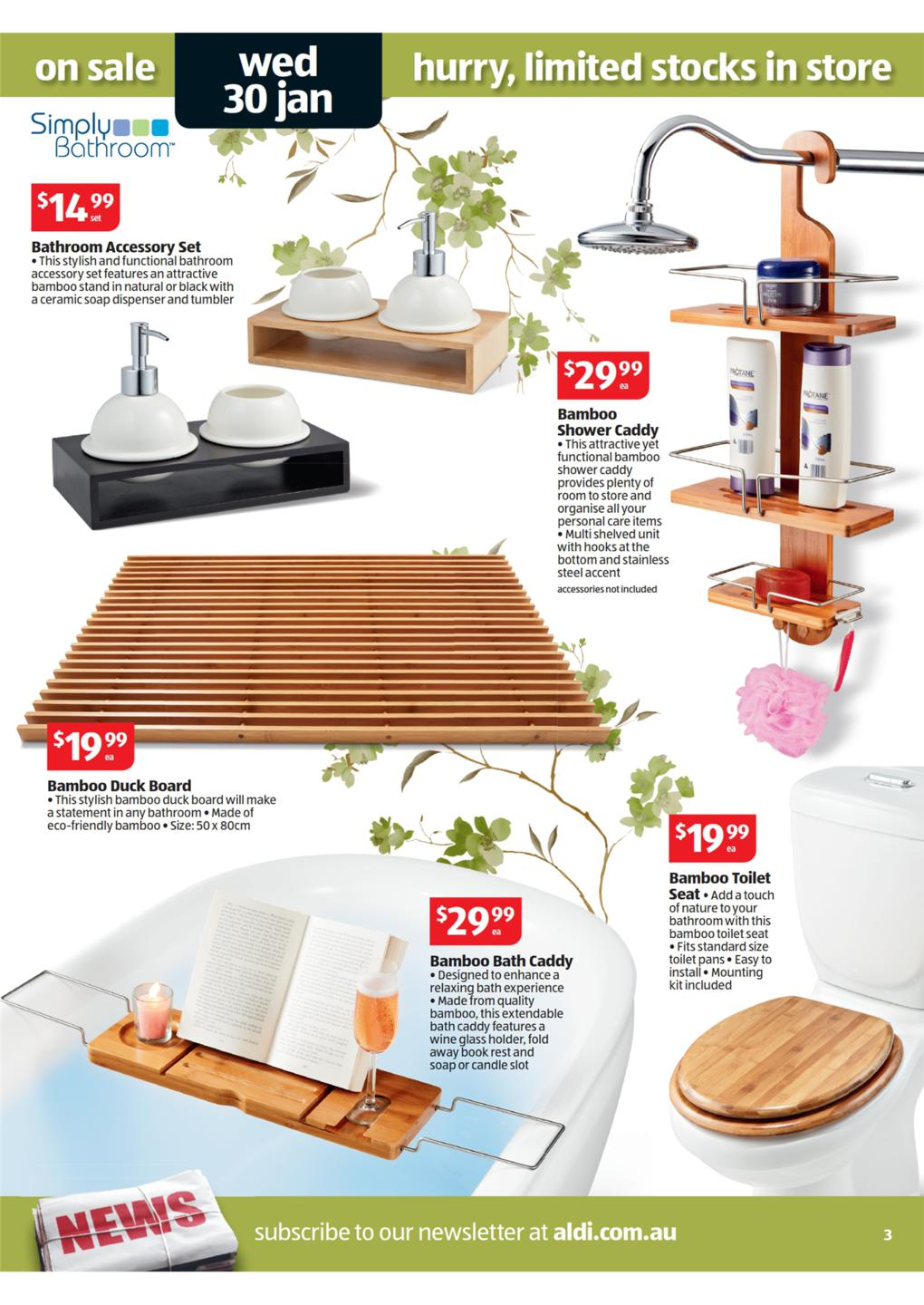 ALDI Catalogue - Special Buys Wk 5 February 2013 Page 3