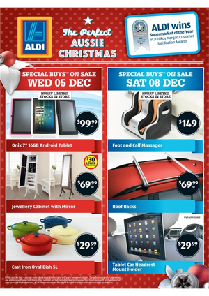 aldi catalogue special buys wk 49 certainly aldi is a very original ...