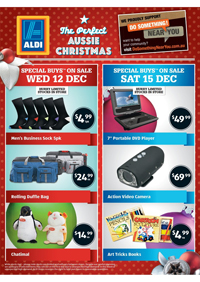 aldi catalogue special buys wk 50