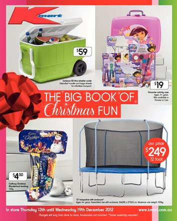 New Kmart Catalogue Christmas Gifts Kitchen Appliances