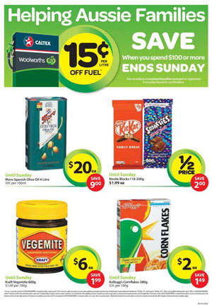 Woolworths Catalogue 21 May Page 2