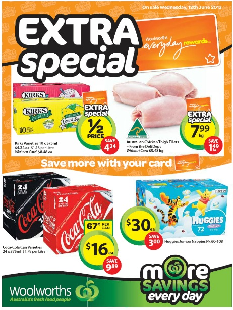 Woolworths Catalogue Page 2 Of 2