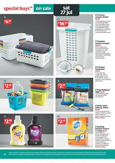 Women Clothing And Home Appliances With Aldi Catalogue July 24