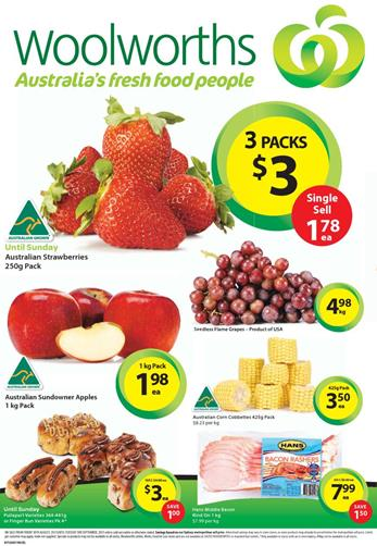 woolworths weekly specials