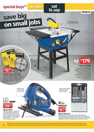 Aldi Power Tools