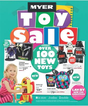 Myer Australia have launched their December 07 Christmas Catalogue, and they have filled it with savings (compared to Myer's normal prices) on Transformers figures, both new and old. The Sale.