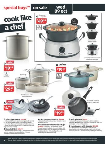 Crofton Cookware Prices