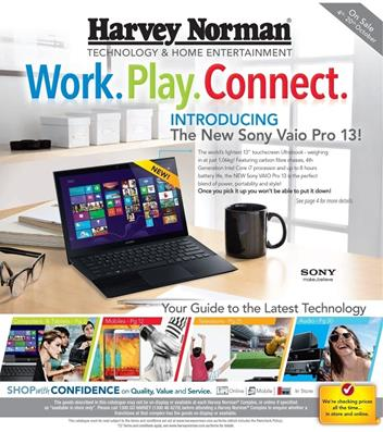 harvey norman australia