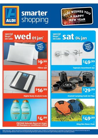 Aldi Catalogue Special Buys 2014 First Week