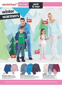 Aldi winter clothing