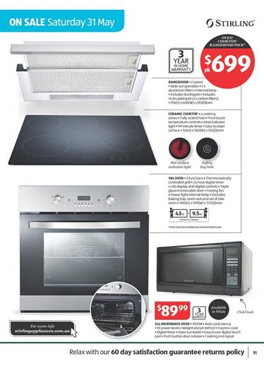 Aldi Catalogue Modern Kitchen Appliances