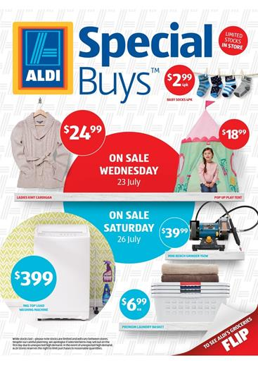 Aldi Catalogue Special Buys July Last Week 2014