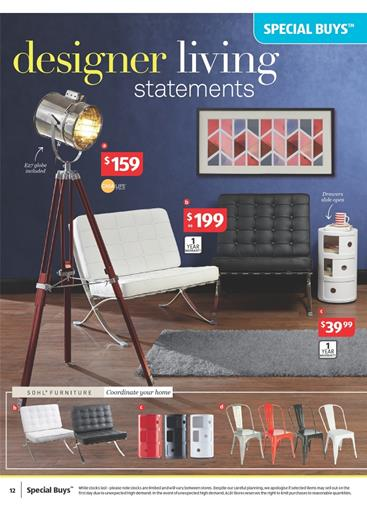 Aldi Living Room Furnitures