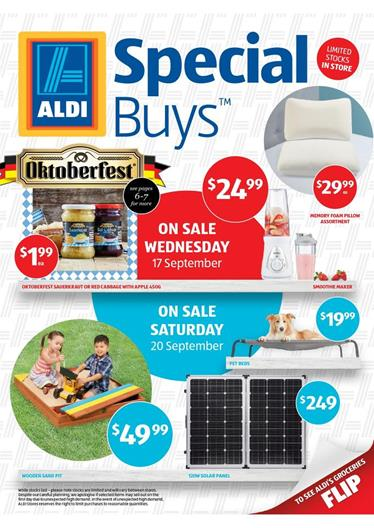 Aldi Work Out Products and Sports Equipment