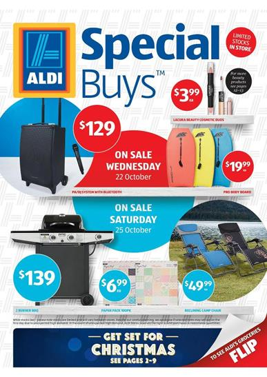 Aldi Catalogue Christmas Lighting and Party Supply