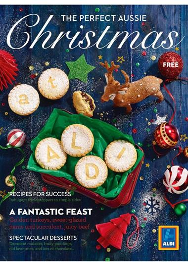 Aldi Christmas Aussie Treats and Recipes