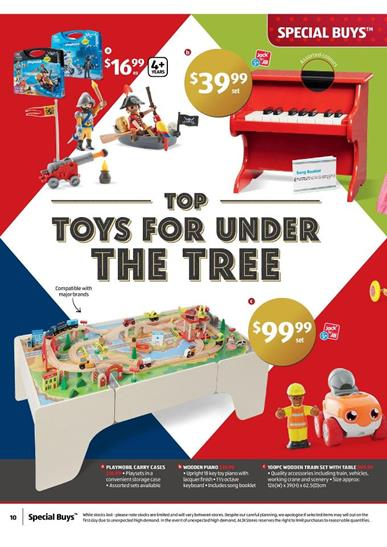 Aldi Christmas Gifts Catalogue November 2014