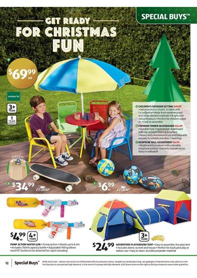 Aldi Catalogue Christmas Toys For Kids